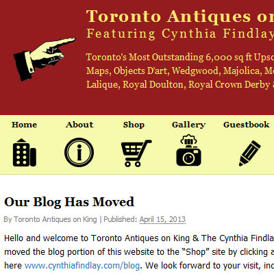 toronto antiques on king